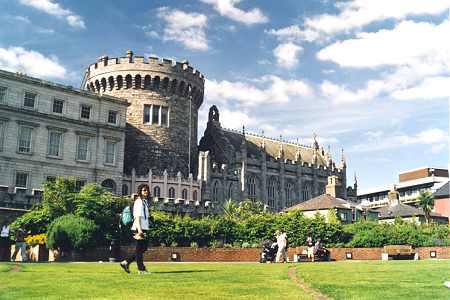 Dublin Castle -- Foto: Ballybeg Village