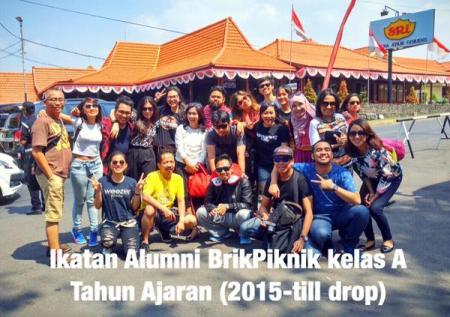 Salah satu kegiatan #Brikpiknik di Malang